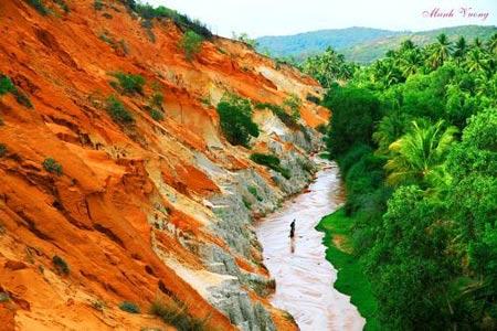 Suối Tiên Mũi Né Địa Điểm Du Lịch Phan Thiết Bình Thuận