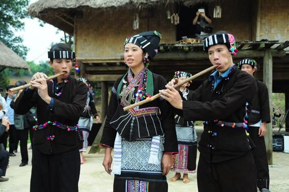 Lễ hội Căm Mường của dân tộc Lự tỉnh Lai Châu