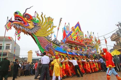 Lễ hội Cầu Ngư của ngư dân Thừa Thiên Huế