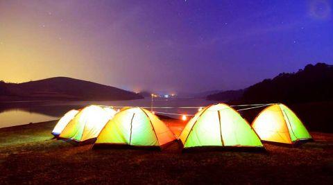 Giá Vé Khu Du Lịch Hồ Mây - Cáp Treo Vũng Tàu