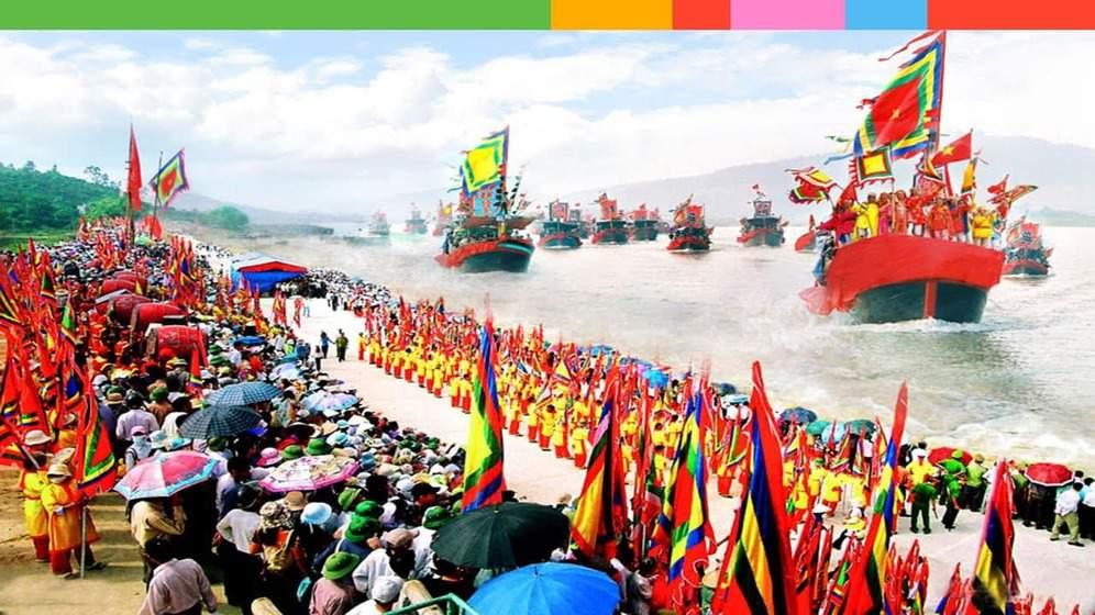 Top 5 Lễ Hội Truyền Thống Lớn Nhất Ở Việt Nam