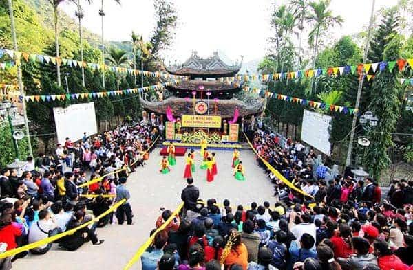 Lễ hội Chùa Hương huyện Mỹ Đức