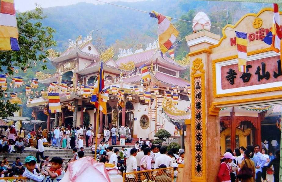 Lễ hội Núi Bà Đen tại tỉnh Tây Ninh
