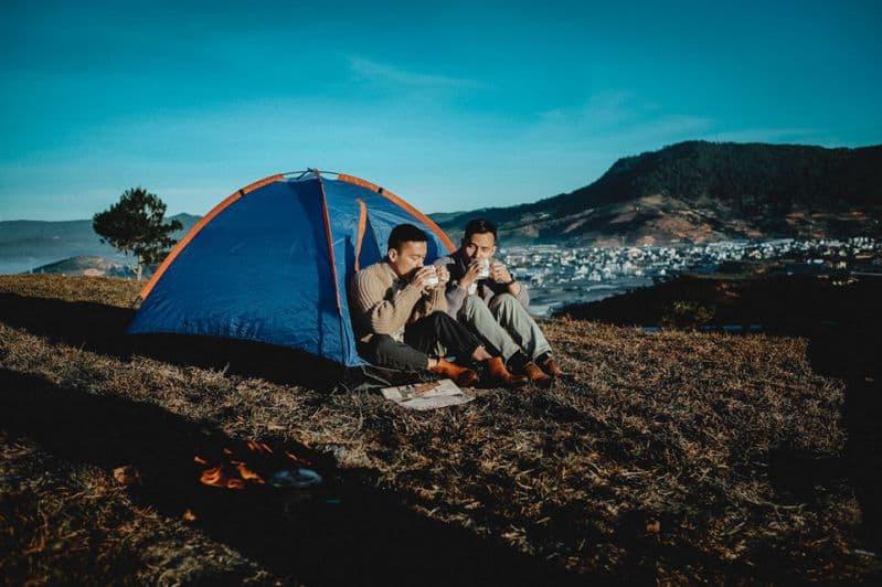 Một số lưu ý khi đi cắm trại Đà Lạt