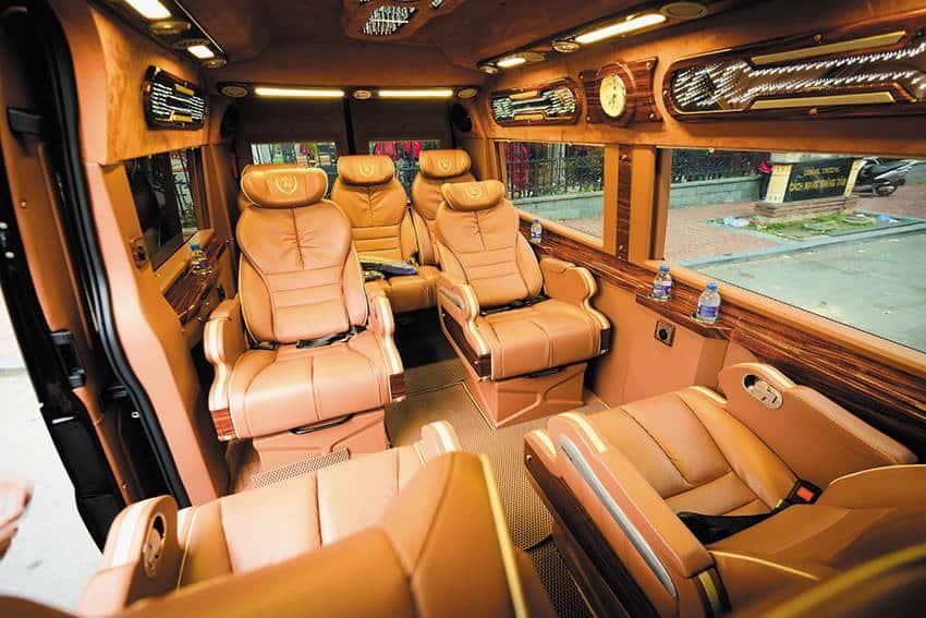 limousine-da-lat