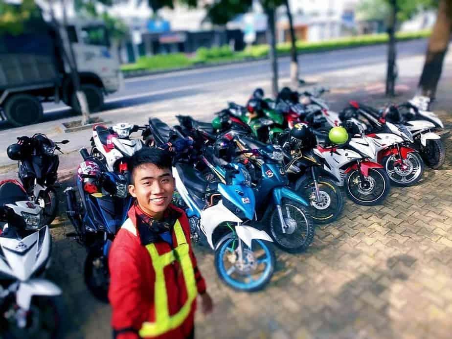dịch vụ thuê xe máy ở Nha Trang