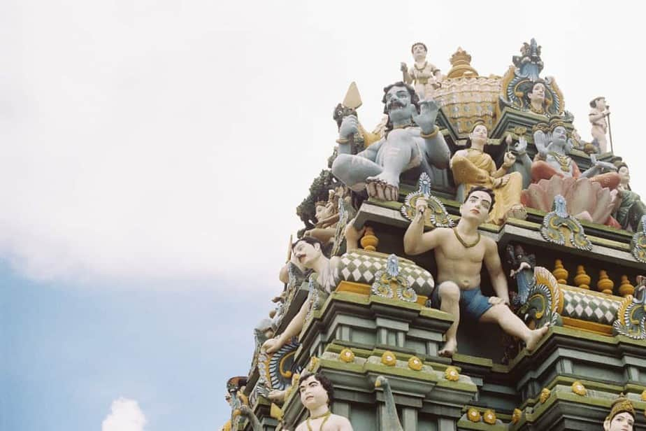 Chùa Ấn Giáo – Sri Thenday Yuthapani