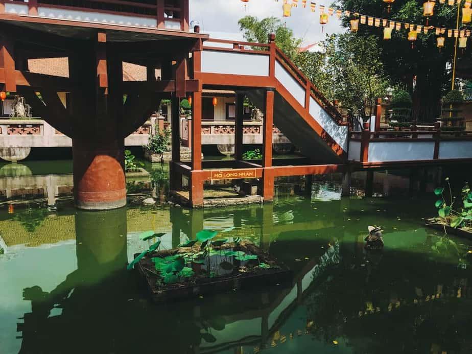 Nam Thiên Nhất Trụ – Chùa Một Cột giữa Sài Gòn