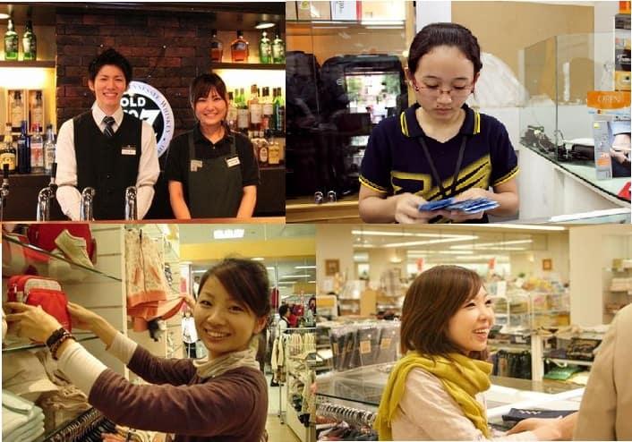 Du học sinh đi làm thêm ở Hàn Quốc