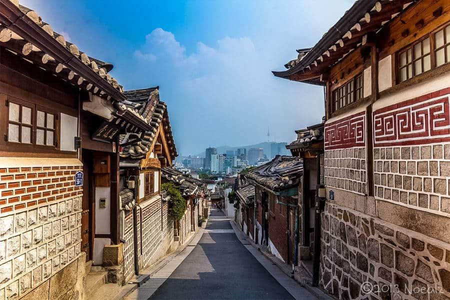 Làng Hanok Bukchon - Làng nghề truyền thống lâu đời xứ kim chi