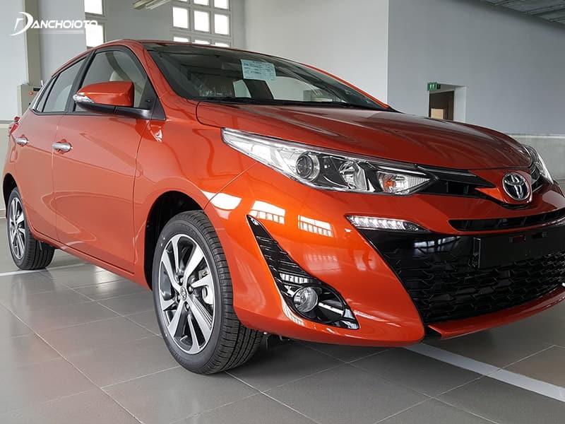 Xe Toyota Yaris hội tụ nhiều ưu điểm, phù hợp những người mê du lịch phượt bằng ô tô