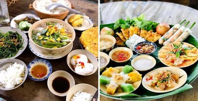 Hồi Đó - quán ăn ngon Cần Thơ với các món ăn dân dã