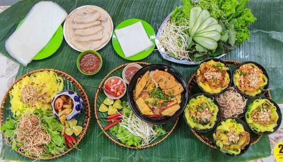 Mỳ quảng ếch Bếp Trang