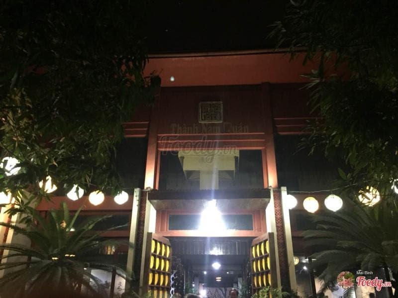 Nhà hàng Thành Nam - Nam Định