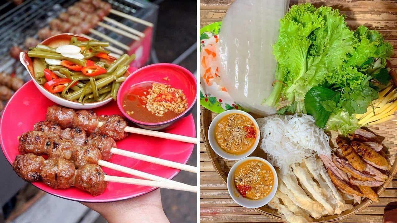 Thanh Vân được biết đến là quán nem nướng ngon nhất tại Cần Thơ.