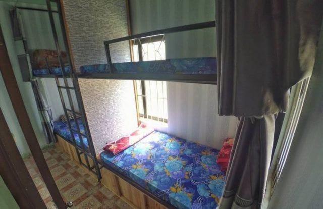 Giường ngủ 2 tầng (Ảnh ST)