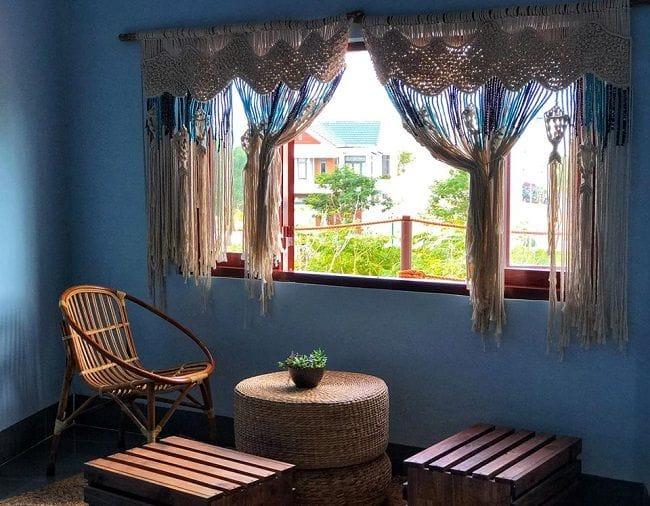 Góc thư giãn của Sea Urchin Hostel - Homestay