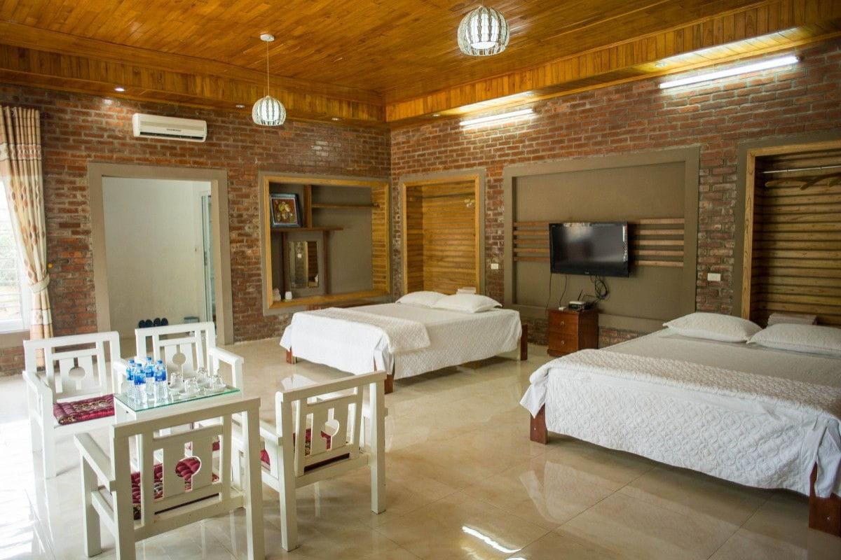 Hoa Binh Ecolodge - Suite