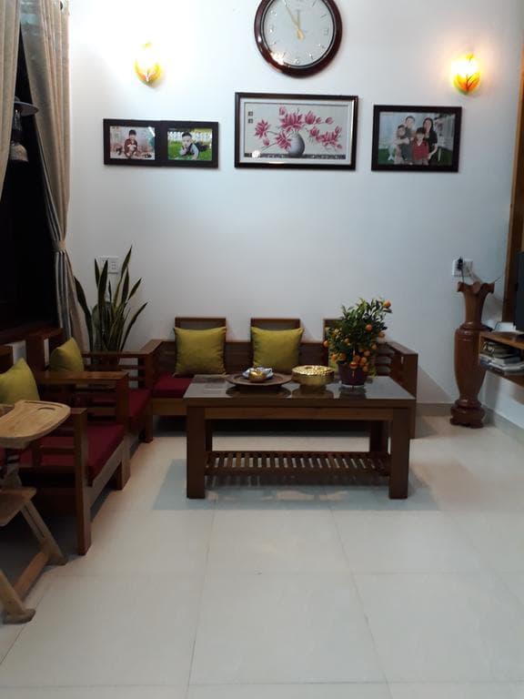 Homestay Cù Lao Chàm - Hammock sạch sẽ, thoáng mát. Nhiều tiện nghi tích hợp, chủ nhà thân thiện và vui tính