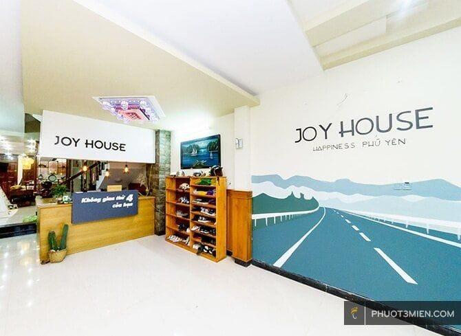 Joy house homestay ở phú yên