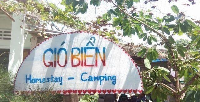 Không chỉ là nghỉ mà bạn còn có thể cắm trại nữa (Ảnh ST)