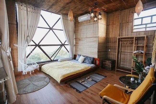 Không gian phỏng nghỉ của Sea Urchin Hostel - Homestay