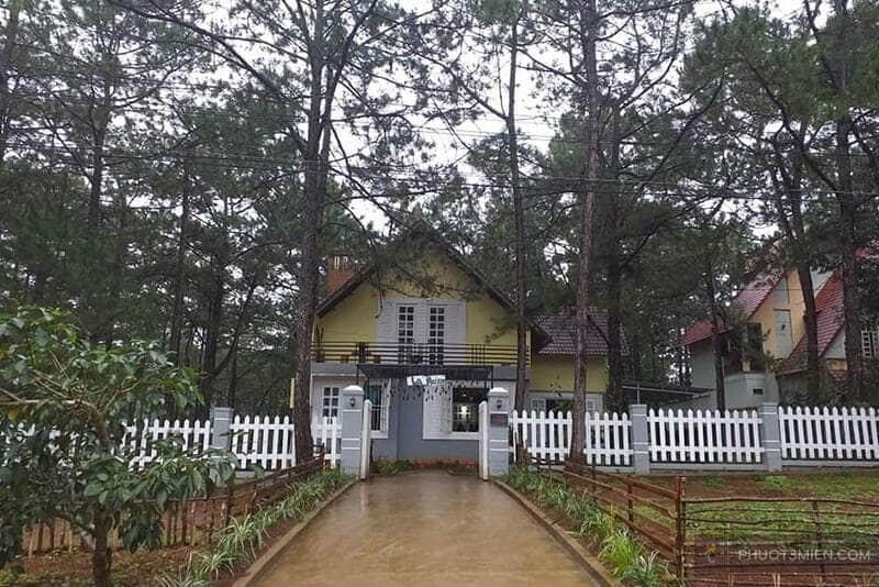 La Maison Homestay Măng Đen