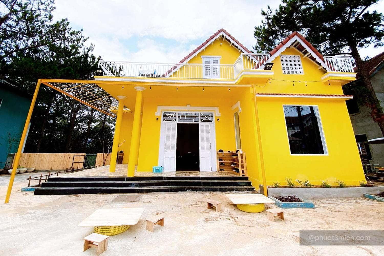 Moutain Lodge - homestay măng đen