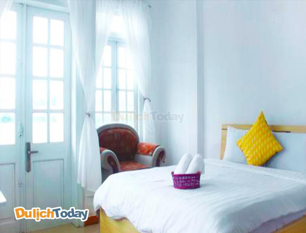 Top 10 homestay ở Nha Trang gần biển đẹp quên lối về
