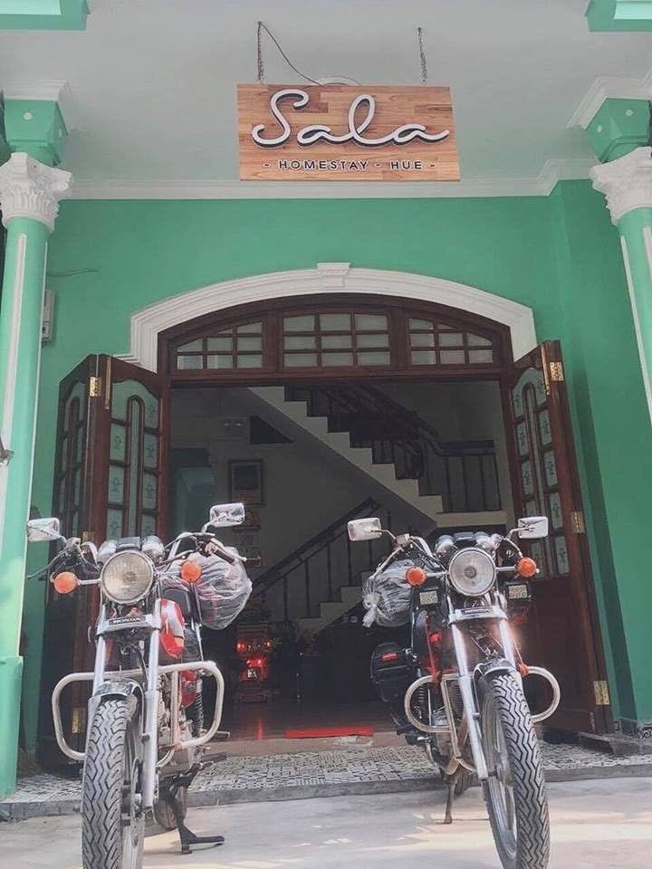 Sala Homestay Huế