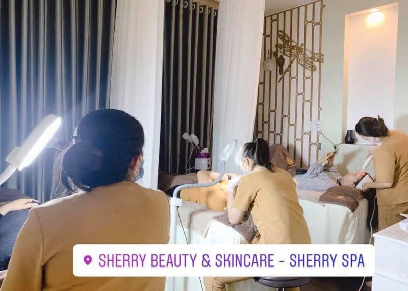Sherry Beauty & Skincare - Sherry Spa