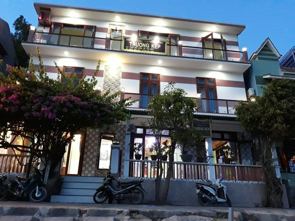 Trường Kép - Homestay Cù Lao Chàm bạn không nên bỏ qua khi đến thăm hòn đảo xinh đẹp này