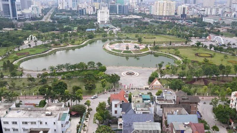 Dạo quanh 8 công viên ở Hà Nội lớn và đẹp nhất