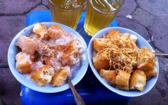 Lê la 6 quán ăn sáng Phố Cổ Hà Nội ngon nức tiếng