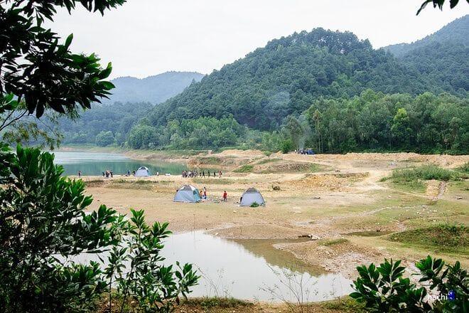 """Top 12 địa điểm du lịch gần Hà Nội cho bạn """"xả hơi"""" cuối tuần"""