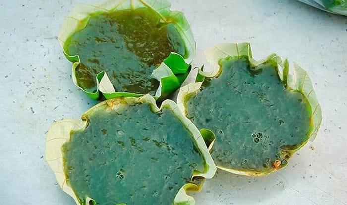 Bánh đúc rau câu rong biển Quảng Trị