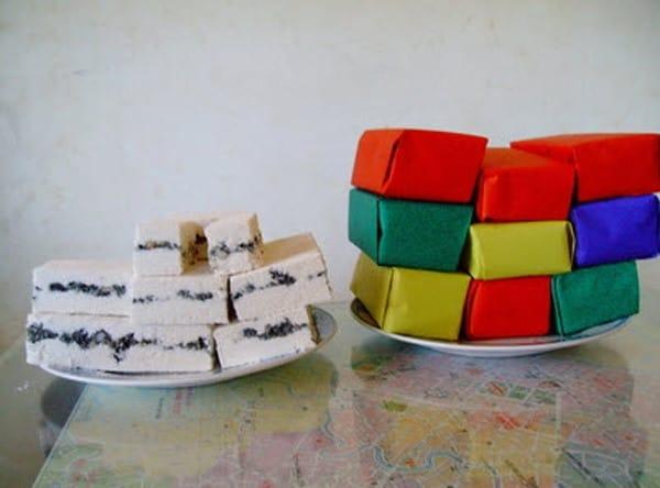 Bánh khảo là một trong những những đặc sản nổi tiếng nhất ở Cao Bằng