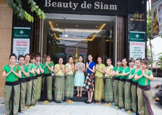 Beauty de Siam - dịch vụ làm đẹp hàng đầu Tiền Giang