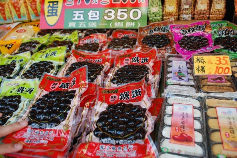 Các món ăn đặc sản Đài Loan mua về làm quà khi du lịch Đài Loan