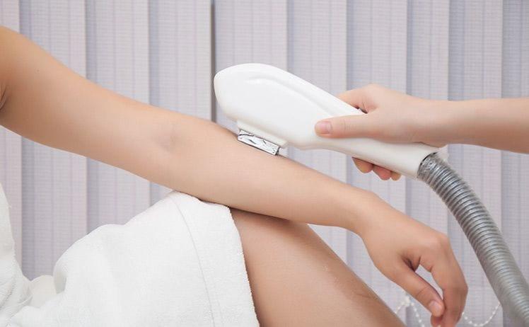 Công nghệ triệt lông vĩnh viễn Diode Laser