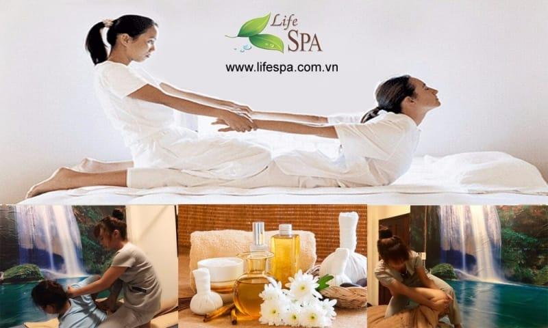 Life Spa dành cho những ai yêu quý thiên nhiên