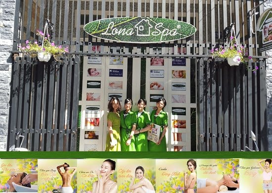 Lona Home Spa - Địa chỉ triệt lông uy tín cần thơ