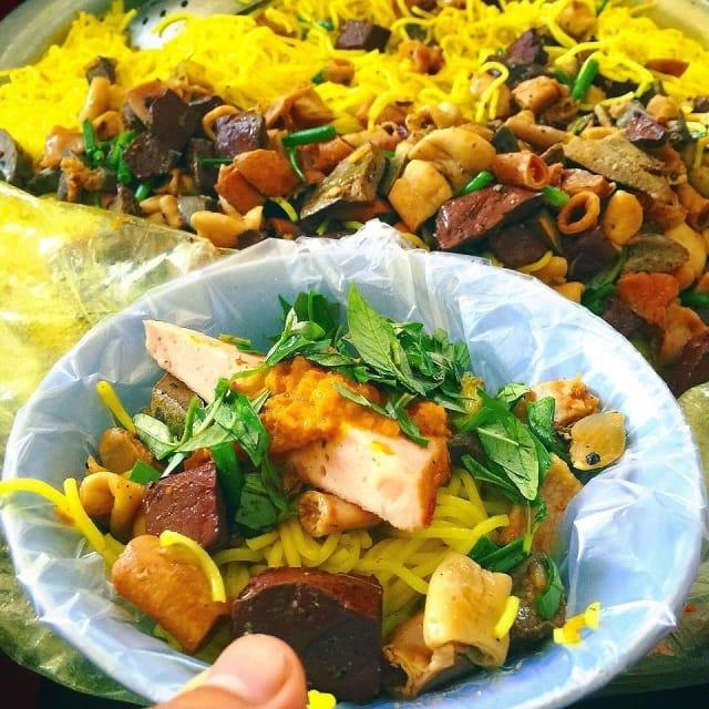 Món ăn đặc sản Quảng Trị