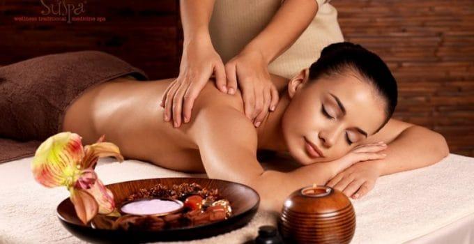 Sứ Spa - Phương pháp Massage bằng đá nóng