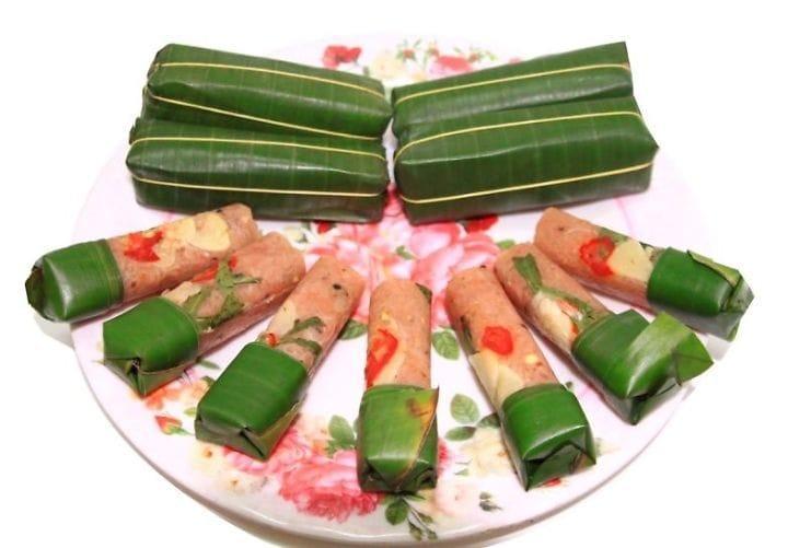 Về với Lái Thiêu (thị xã Thuận An) để được thưởng thức món nem là món ăn đặc sản lâu đời, một thương hiệu