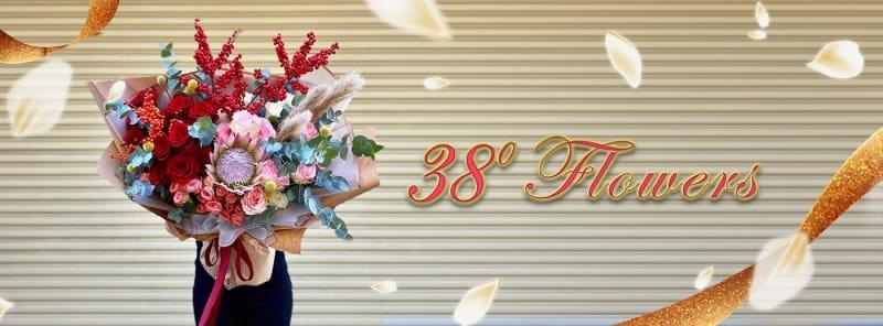 38 Degree Flowers