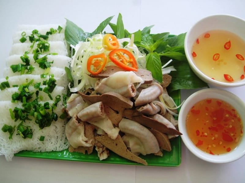 Bánh hỏi Ninh Thuận