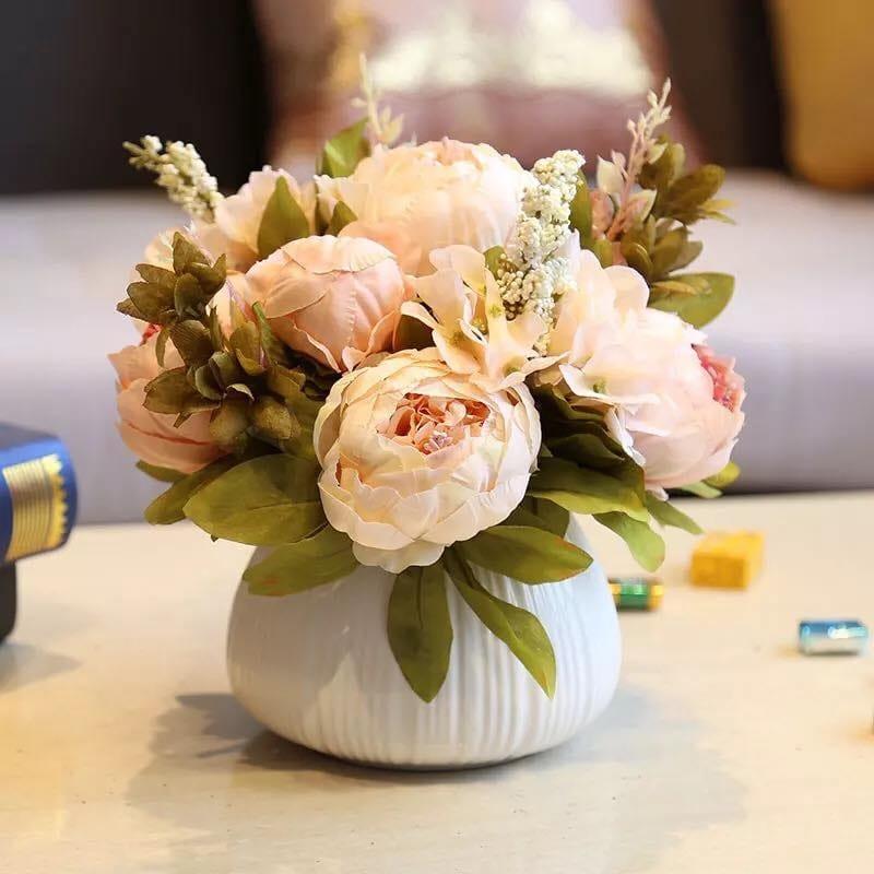 Bong Bong Garden - Hoa giấy, hoa lụa