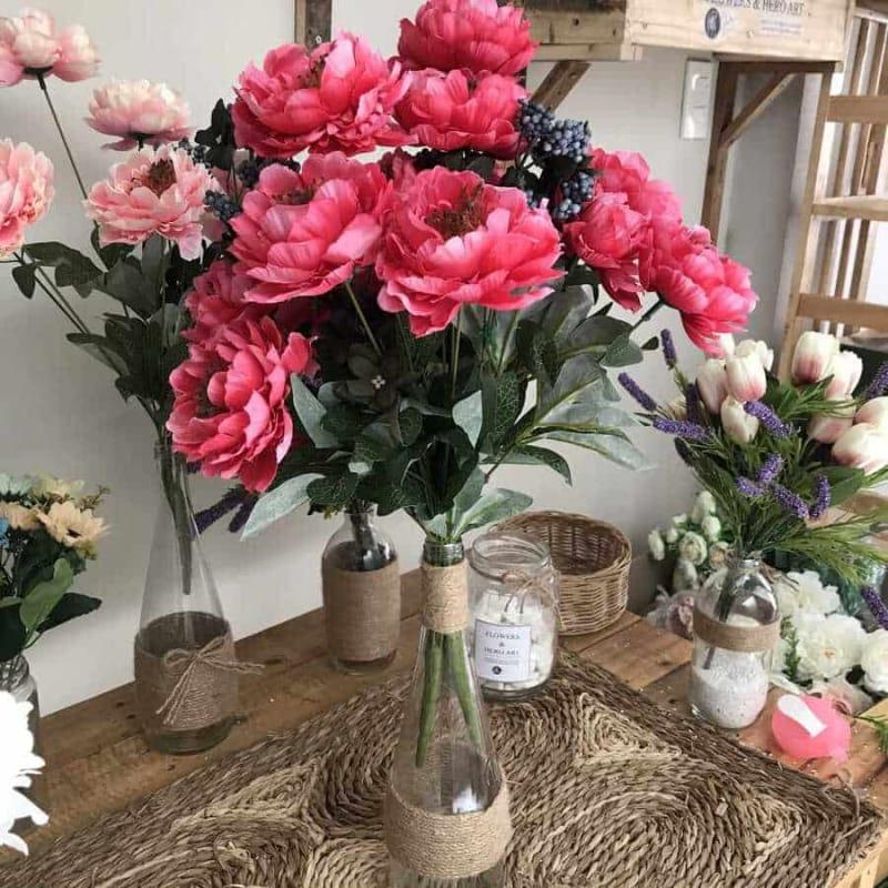 Cửa hàng hoa giả Midori