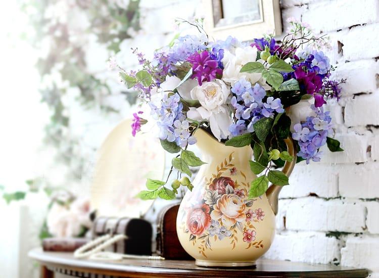 Cửa hàng hoa vãi Mai Đào
